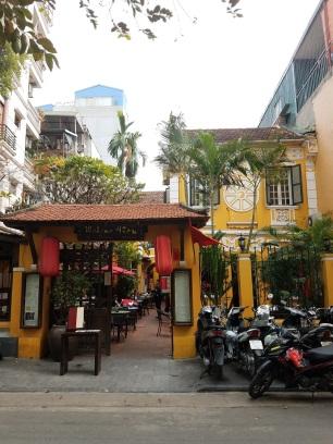 Madame Huet Restaurant