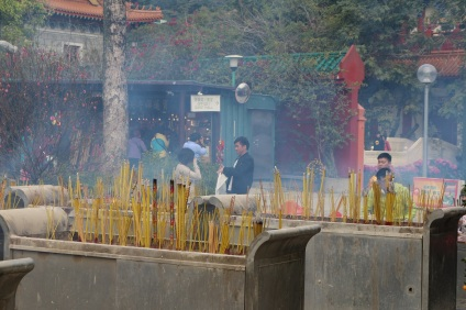 Intense incense.
