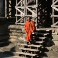 A monk!
