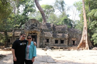 We loved Ta Prohm