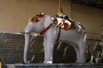 Legend has it a holy white elephant picked out the location for Doi Suthep.