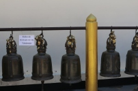 Of course someone rang the bell while we were there.