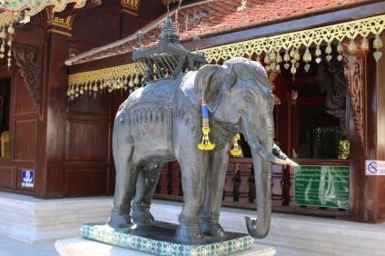 More holy elephants.