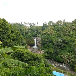 Teganungan Waterfall!