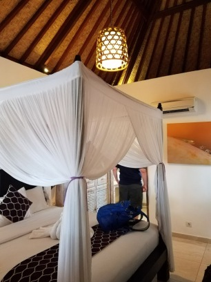 Our room at OK Divers