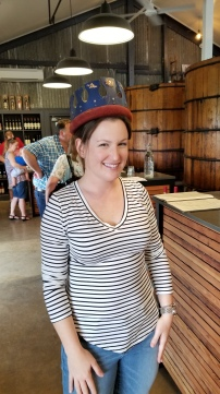 """This is the crown given to the winner of the annual """"Bushing King"""" wine competition in McLaren Vale. Kay Brothers took home the Best in Show Award this year for their Griffon's Key Grenache."""