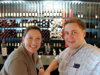 We very much enjoyed our time at Penfolds.