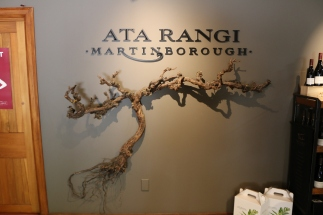 Ata Rangi was all about local conservation efforts.