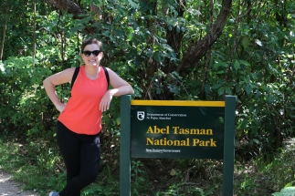 Abel Tasman National Park - what a beautiful place!
